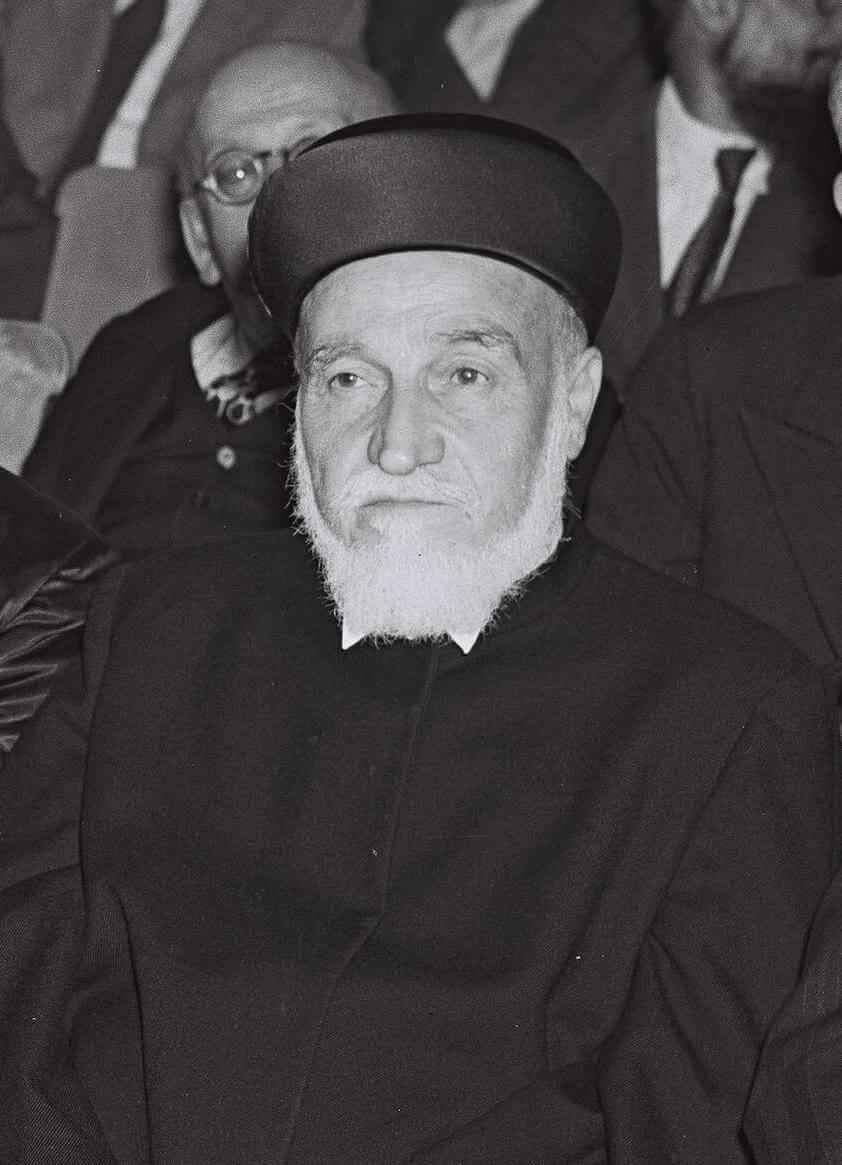 """הרב יעקב משה טולידאנו זצ""""ל"""