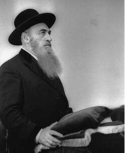 """הרב יצחק ידידיה פרנקל זצ""""ל"""